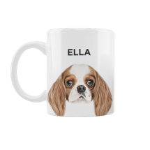 Caneca Pet Cavalier King