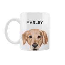 Caneca Pet Golden