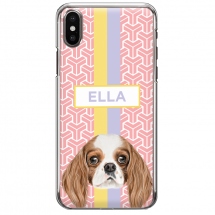 Case Celular Pet Cavalier King