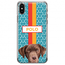 Case Celular Pet Labrador
