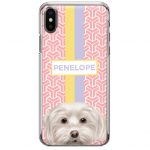 Case Celular Pet Maltês