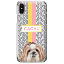 Case Celular Pet Shih Tzu
