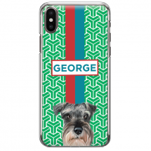 Case Celular Pet Shnauzer