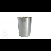 Mini Vaso Personalizado Prata Clássico