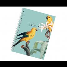 Caderno Personalizado Tropical