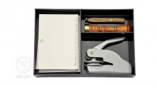 Kit Papelaria Carta Clássico