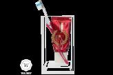 Porta Escova Dental de Acrílico Personalizado