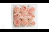 Caixa Personalizada para Flores Rosa