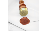 Caixa Lacre de Cera Fonte Clássica