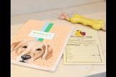Porta Vacina Pet Golden Retriever