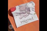 Toalha Personalizada Praia Infantil Elefante